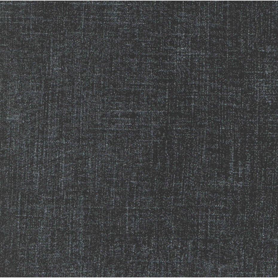 Výplněk černý potisk Jeans denim