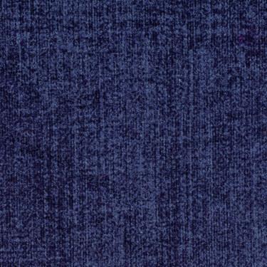 Výplněk tm.modrý potisk Jeans denim, rub POČES
