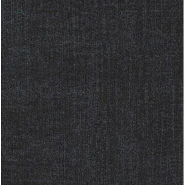 Jednolíc elastický 8%Lycra Jeans Denim černý