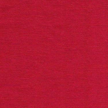 Jednolíc elastický bavlna + 8%Elastan tm.červený, 165gr