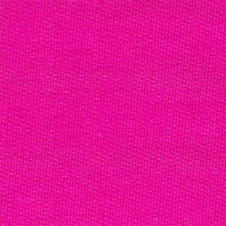 Jednolíc elastický BAMBUS vis./Lycra 4% tmavě růžový 172