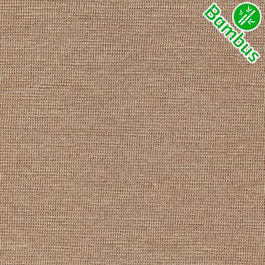 Jednolíc elastický BAMBUS Vis./4%Lycra kapučíno 452 - II.jakost