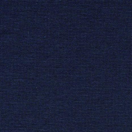 Jednolíc elastický 8%Lycra tm.modrý 58