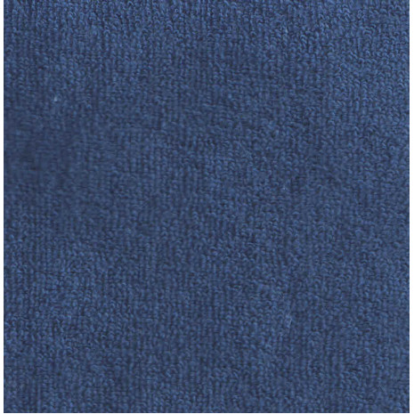 Froté prostěradlo atyp 140x200 tmavší modré 343