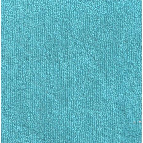 Froté prostěradlo dvoulůžko 180x200 tyrkys modrozelený VRT12