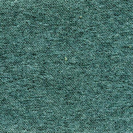 Froté prostěradlo jednolůžko 90x200cm tm.zelený melír