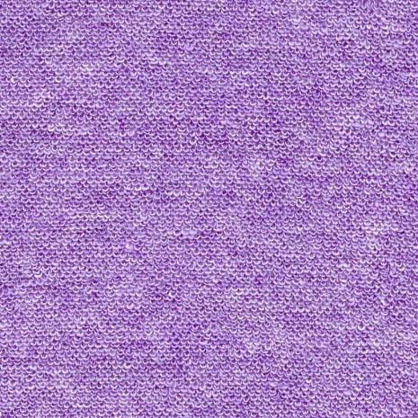 Froté prostěradlo dvoulůžko 180x200 melír fialkový