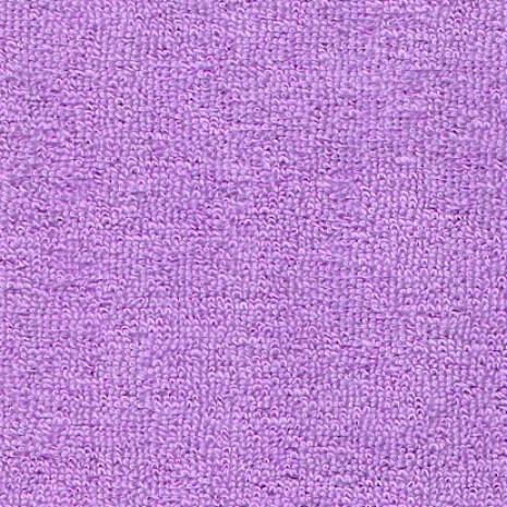 Froté prostěradlo dvoulůžko 180x200 šeřík.fialové