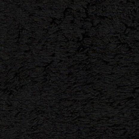 """Heboučký oboustranný Wellsoft """"LAMA"""" černý"""