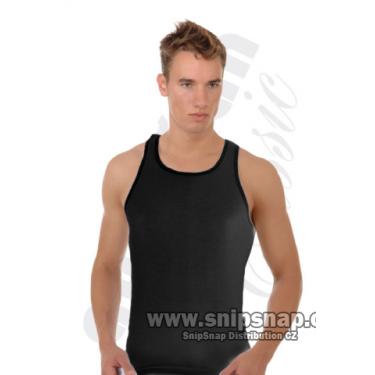 Pánský nátělník Underwear ČERNÝ