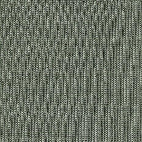 Patent žebro olivově khaki zelený EMT46