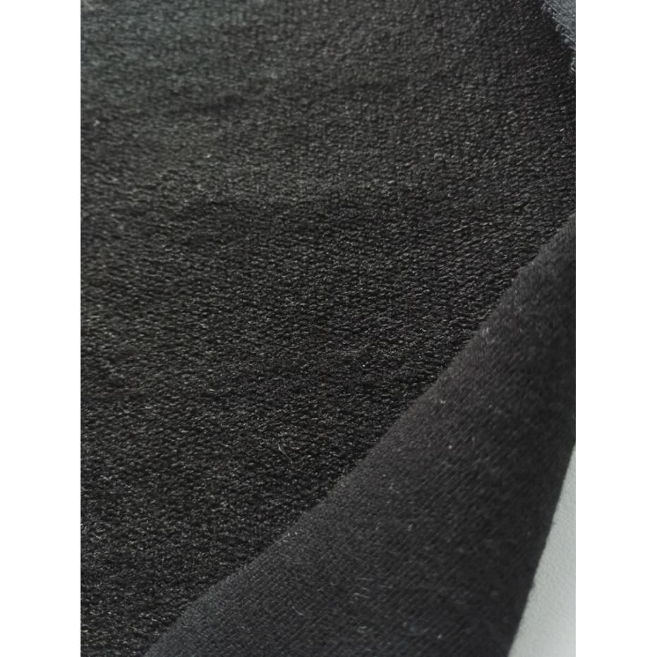 Teplákovina elastická funkční /TERMO/ černá